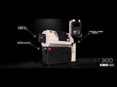 KOMATRON  GT 300  |  Cnc Gang Torna