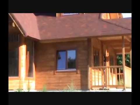 Pinorte. Casas de madera. Chalets de madera Pinorte SL
