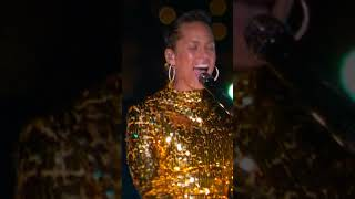 Absolutely touched by Alicia Keys stunning tribute to New York City 🗽 | MTV | #Shorts