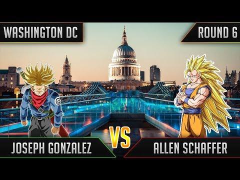 DBS Otakon Regional Round 6 - Trunks Aggro v SS3 Goku's Lineage