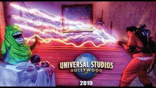 Universal Studios Halloween Horror Nights 2019! New Mazes & Scares..Full Experience Part 1