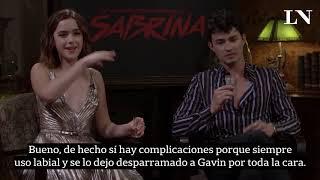 Entrevista a Kiernan Shipka y Gavin Leatherwood - Las escalofriantes aventuras de Sabrina