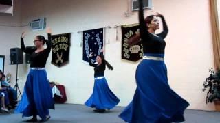 I will dance (like David danced) - Danza