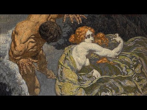 The Mythological Art of Alexander Rothaug