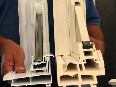 Vinyl vs. Composite Replacement Windows