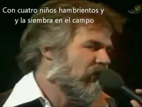 Lucille (subtitulos español) Kenny Rogers.