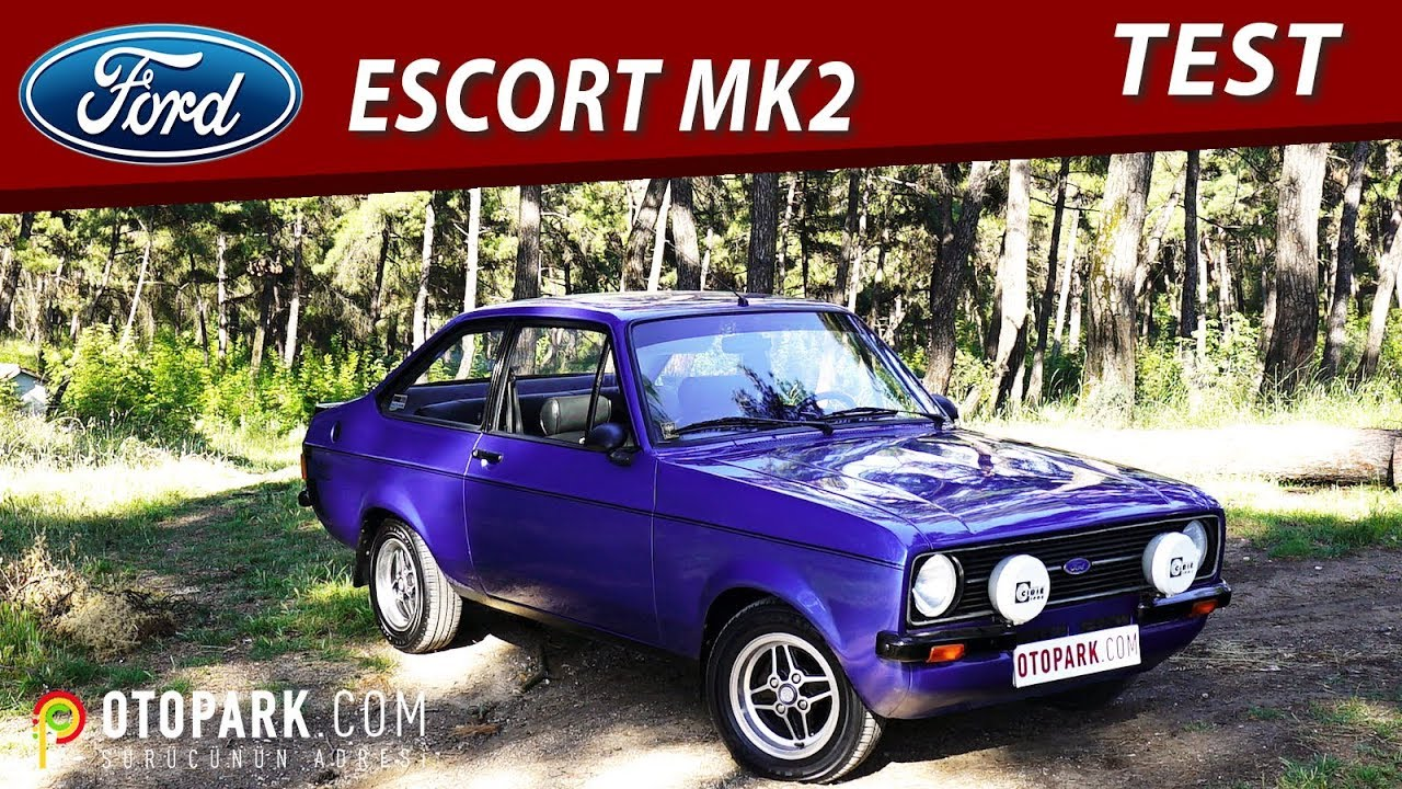 1976 Ford Escort MKII | Ralli efsanesi! | TEST
