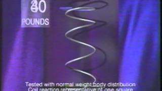 1992 Sealy Posturpedic matresses Commercial
