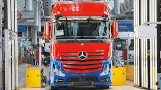🔴 Mercedes Actros Production thumbnail