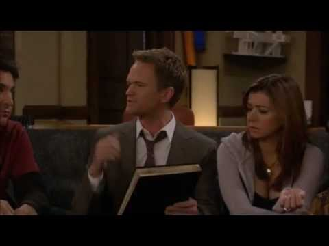 How I Met Your Mother: Barney's Playbook