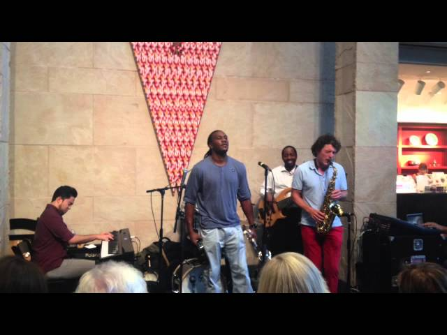 Troy Sawyer and the Elementz live@ Ogden Museum 2014