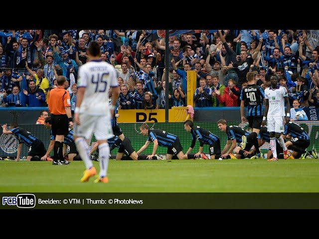 2013-2014 - Jupiler Pro League - 08. Club Brugge - RSC Anderlecht 4-0