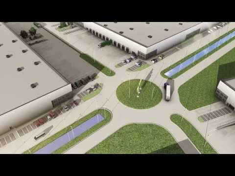 EN Goodman Pomeranian Logistics Centre