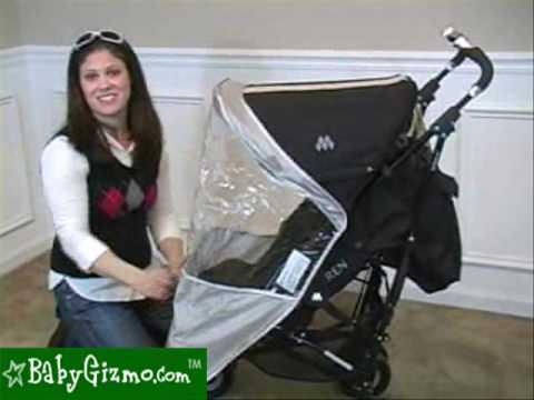 Baby Gizmo Maclaren Techno XT Stroller Review