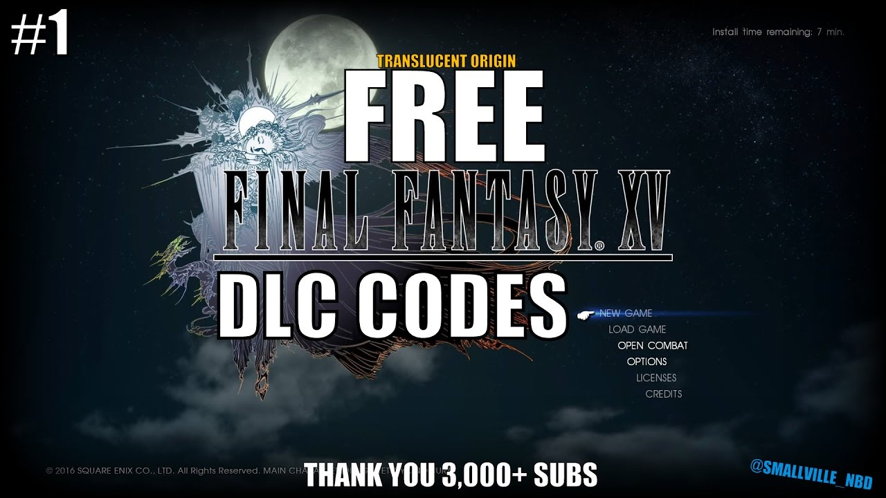 coupons final fantasy