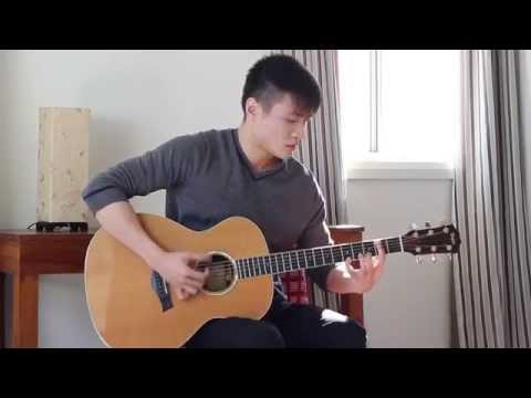 (CNBLUE 씨엔블루) Can't Stop - Fingerstyle Guitar Cover