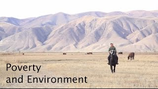 Poverty and Environment: effective partnership in Kyrgyzstan