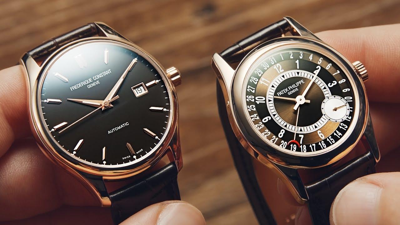 Cheap vs Expensive Luxury Watch Challenge | Watchfinder & Co.