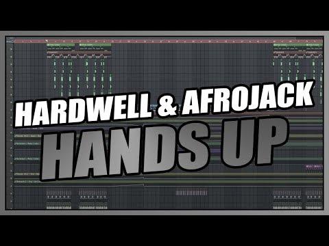 Hardwell & Afrojack - Hands Up (FL Studio Remake) + FREE FLP