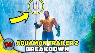 AQUAMAN Official Trailer 2 Breakdown in Hindi   DesiNerd