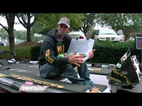How To Choose Bait Color With Mike Iaconelli.