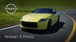 Nissan Z Proto previews next-generation sports car