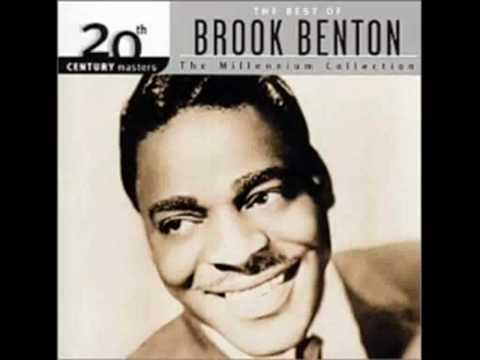Brook Benton - Think Twice (with lyrics)
