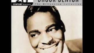 Brook Benton - Think Twice (with lyrics)