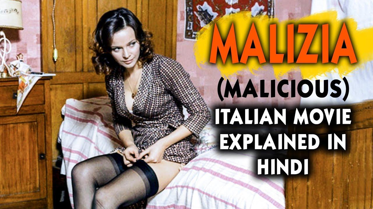 Download Italian Film Malizia (1973)  Explained in Hindi | Malicious | Laura Antonelli | 9D Production