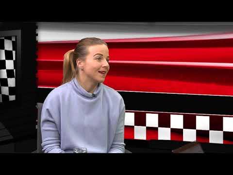 Lósport, díjugratás: Hugyecz Mariann volt a Dinó Sporthíradó vendége