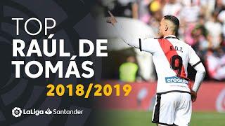 TOP Moments Raul de Tomas LaLiga Santander 2018/2019