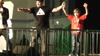 Minevention 2015 - MEETING FANS with AshDubh + Tomohawk