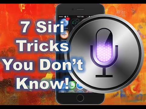 Siri Tricks You Didnt Know Your IPhone Could Do YouTube - The 24 funniest siri answers that you can test with your iphone