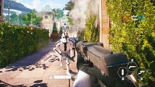 Star Wars Battlefront 2 PC Ultra Settings Gameplay (Beta)