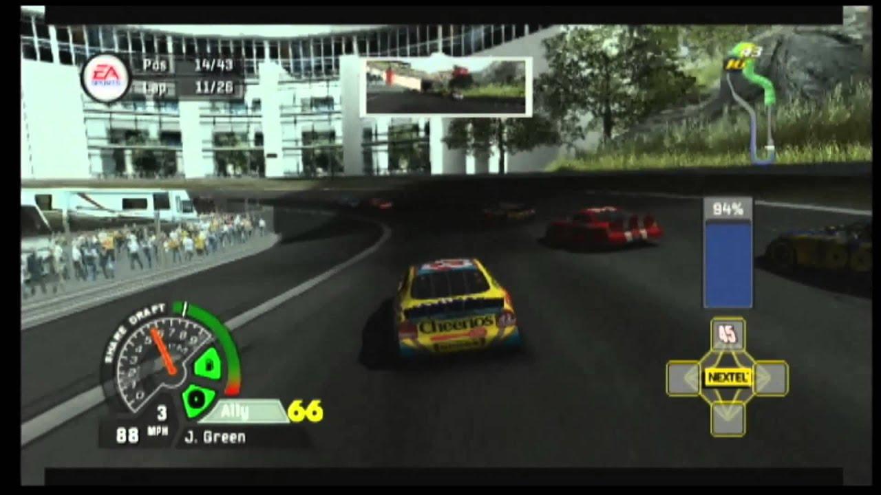 EA Sports Fantasy Tracks - NASCAR 07 - Old Spice High Endurance Speedway