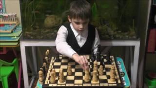Урок 3. Шахматы. Шахматная партия в прямом и обратном порядке