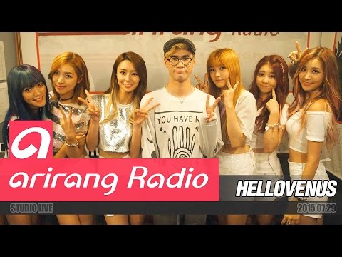 [Super K-Pop] 헬로비너스 (HELLOVENUS) Interview