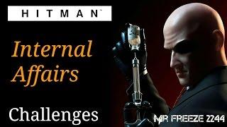 Video HITMAN - Internal Affairs - Marrakesh - Challenges/Feats download MP3, 3GP, MP4, WEBM, AVI, FLV Juli 2018