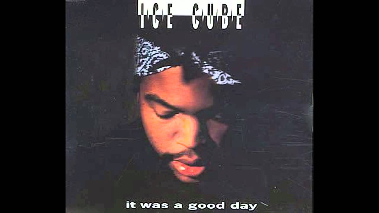 Ice Cube - It Was a Good Day (DIY Clean Acapella) - YouTube