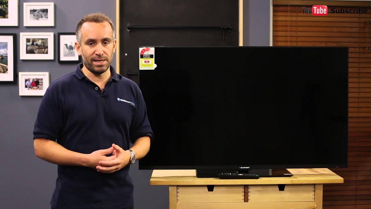 blaupunkt bp5040uhd 50 inch 126cm ultra hd 4k led tv. Black Bedroom Furniture Sets. Home Design Ideas