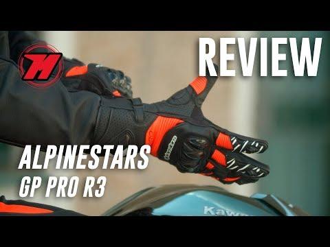 Review Alpinestars Gp Pro R3. ¿Tus próximos guantes de moto deportivos? 🤔