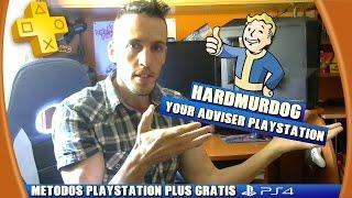 Metodos - Como tener Playstation Plus Gratis Enero de 2016 - Ps4,ps3 - ps plus