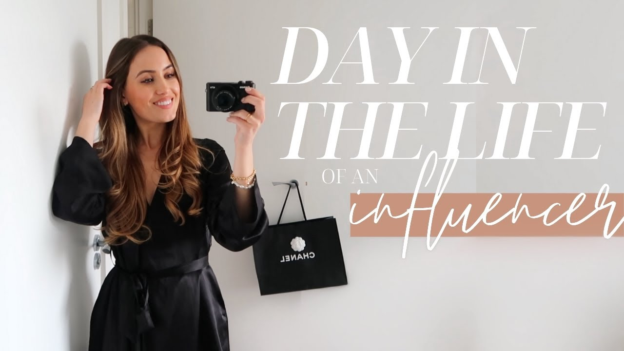 A DAY IN THE LIFE OF AN INFLUENCER & A LITTLE CHANEL UNBOXING VLOG | Kate Hutchins