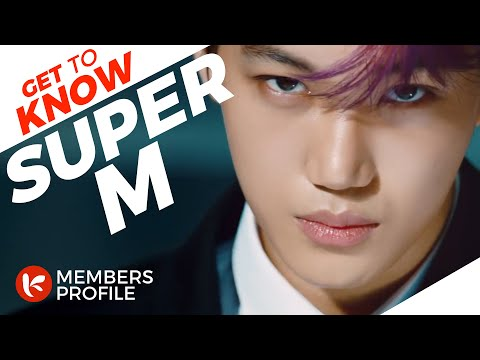 SuperM (슈퍼엠) Members Profile & Facts (Birth Names, Positions etc..) [Get To Know K-Pop]
