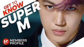 Gambar cover SuperM (슈퍼엠) Members Profile & Facts (Birth Names, Positions etc..) [Get To Know K-Pop]