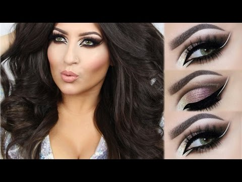 Arabian Inspired ♡ Make Up Tutorial ♡ Cut Crease | Me ...