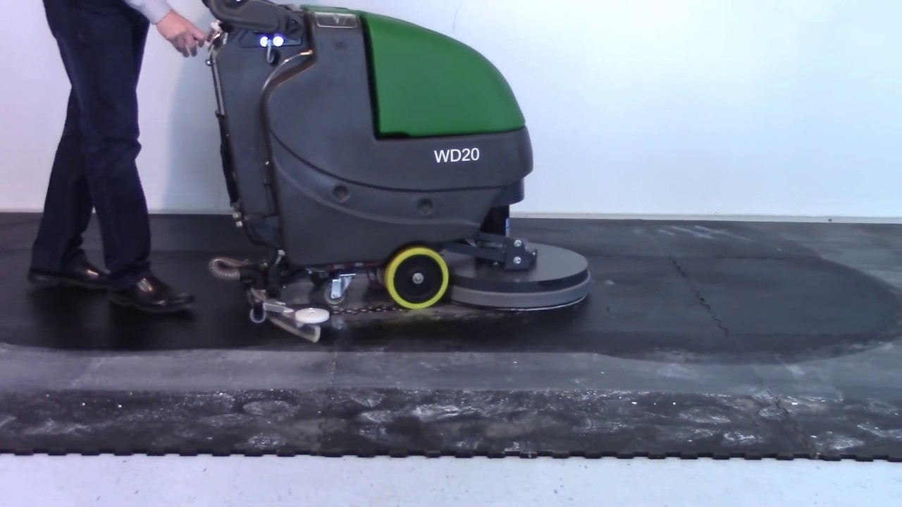 How To Clean Gym Mats YouTube - How to clean black rubber gym flooring