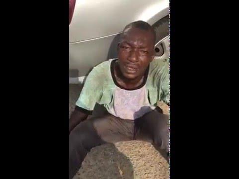 Un voleur pris en flagrant délit dans la commune du Plateau
