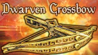 Skyrim SE - Dwarven Crossbow - Weapon Guide