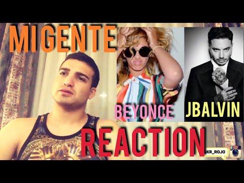 J Balvin, Willy William - Mi Gente featuring Beyoncé (REACTION)